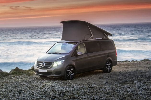 Mercedes-benz V-class (HT Auto photo)