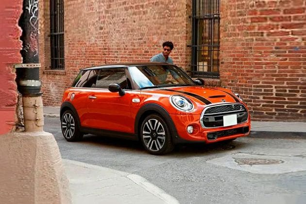 Mini 3-door (HT Auto photo)