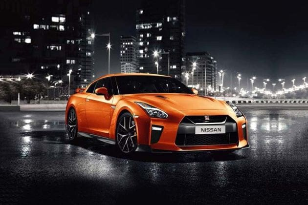 Nissan Gt-r (HT Auto photo)