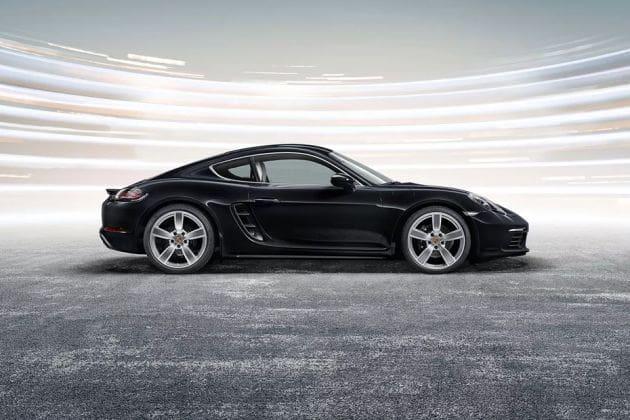 Porsche 718 (HT Auto photo)