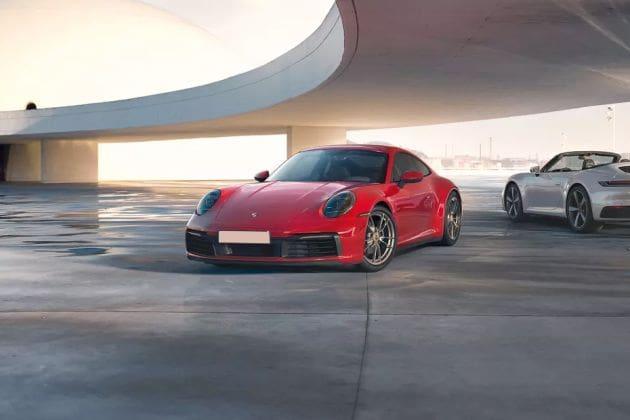 Porsche 911 (HT Auto photo)