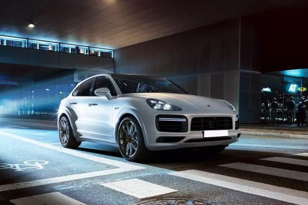 Porsche Cayenne Coupe (HT Auto photo)