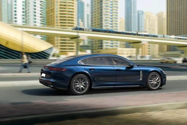 Porsche Panamera (HT Auto photo)