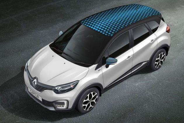 Renault Captur (HT Auto photo)
