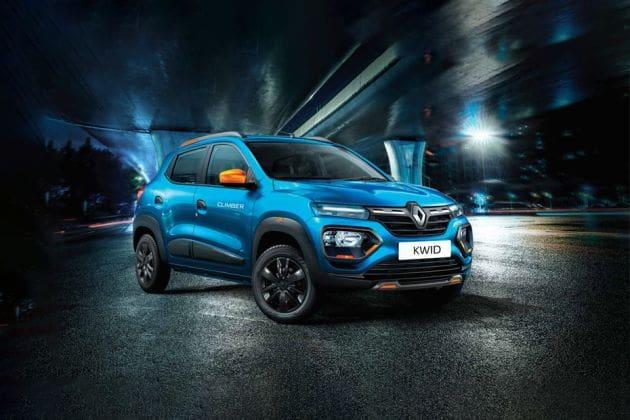 Renault Kwid (HT Auto photo)