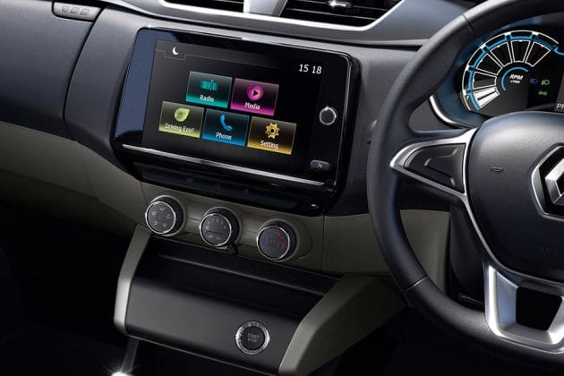 Renault Triber (HT Auto photo)