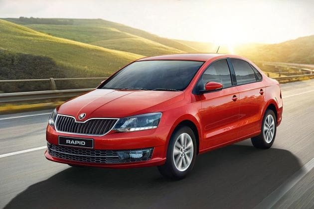 Skoda Rapid (HT Auto photo)