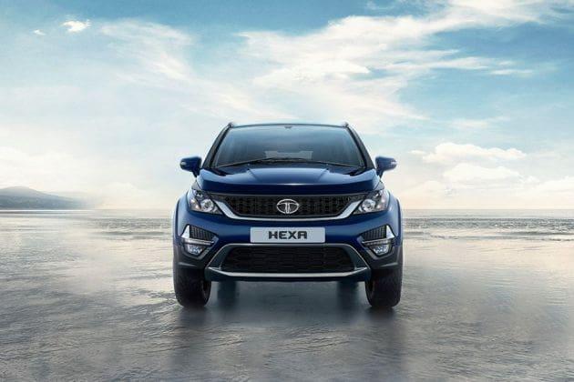 Tata Hexa (HT Auto photo)