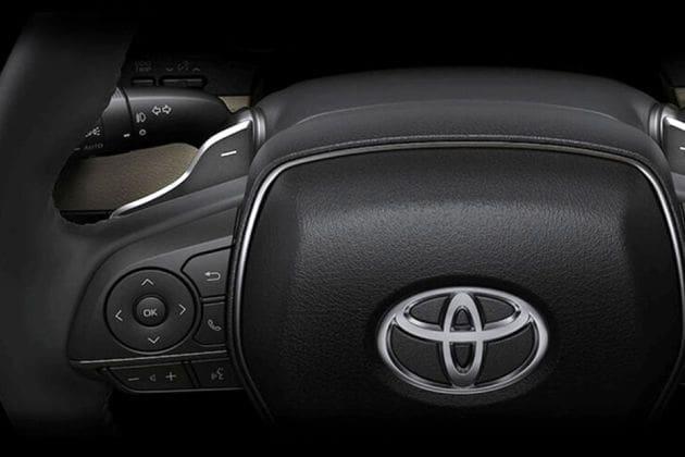 Toyota Camry (HT Auto photo)