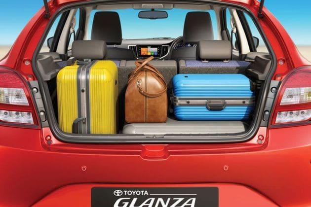 Toyota Glanza (HT Auto photo)