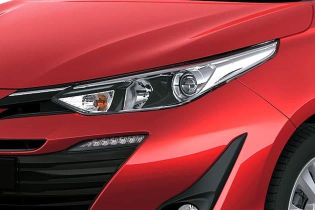 Toyota Yaris (HT Auto photo)