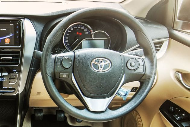 Toyota Yaris (HT Auto photo)