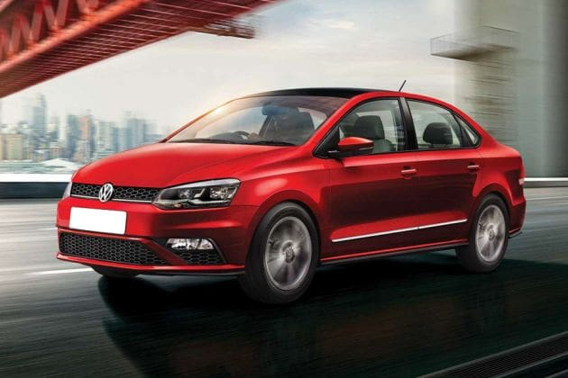 Volkswagen Vento (HT Auto photo)