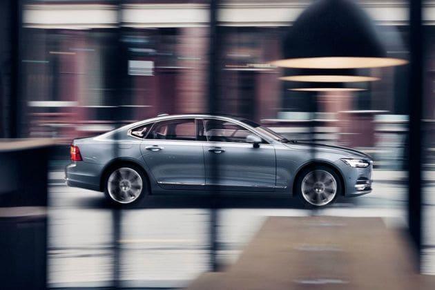 Volvo S90 (HT Auto photo)