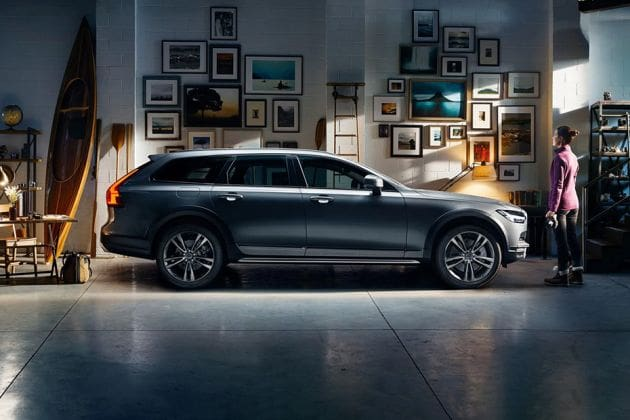 Volvo V90 Cross Country (HT Auto photo)