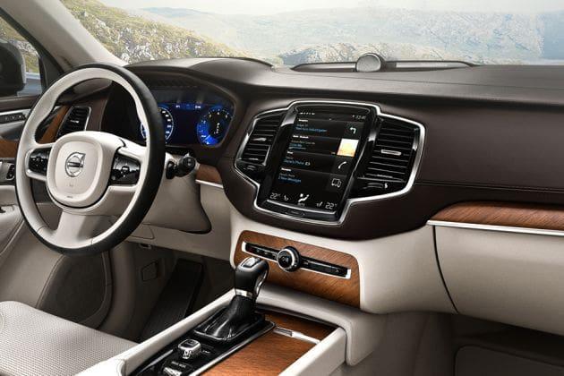 Volvo Xc90 (HT Auto photo)