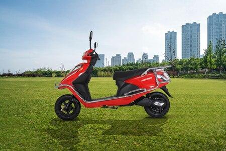 Amo Mobility Inspirer (HT Auto photo)