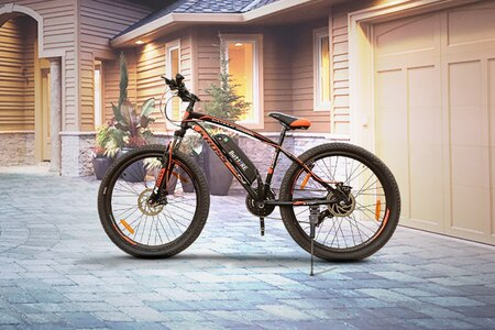 Battre Electric Mobility Battre Electric Kross (HT Auto photo)