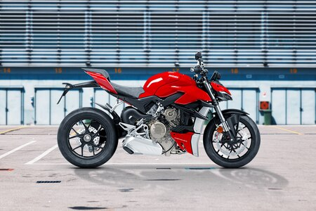Ducati Streetfighter V4 (HT Auto photo)