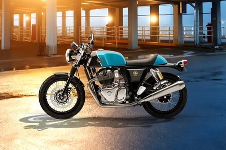 Royal Enfield Continental Gt 650 (HT Auto photo)
