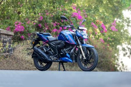 Tvs Apache Rtr 200 4v (HT Auto photo)