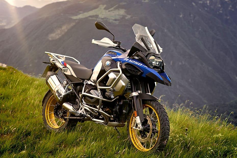 Bmw Motorrad R 1250 Gs Adventure (HT Auto photo)
