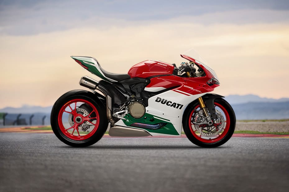 Ducati 1299 Panigale (HT Auto photo)