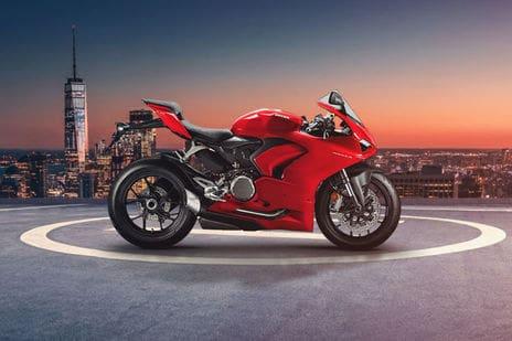 Ducati Panigale V2 (HT Auto photo)