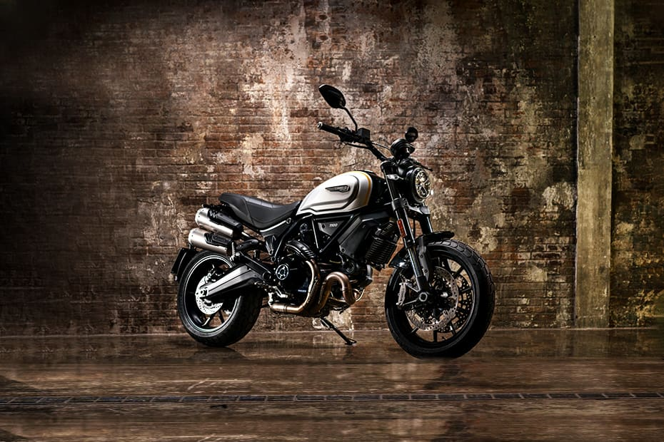 Ducati Scrambler 1100 (HT Auto photo)
