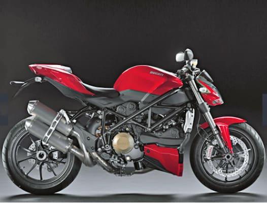 Ducati Streetfighter (HT Auto photo)