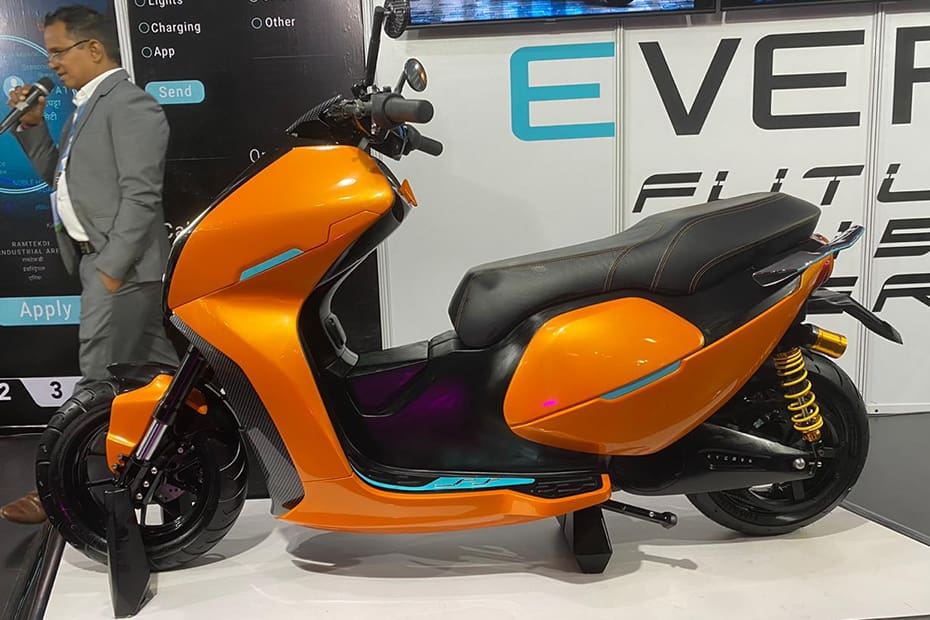Everve Electric Scooter
