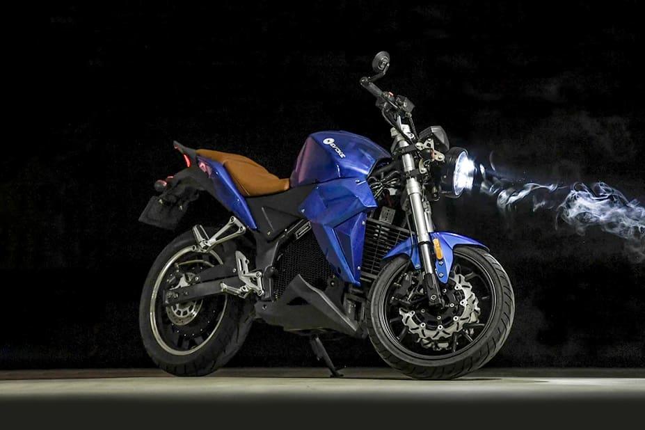 Evoke Motorcycles Urban Classic (HT Auto photo)