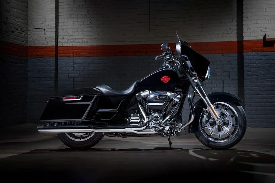Harley Davidson Electra Glide Standard (HT Auto photo)