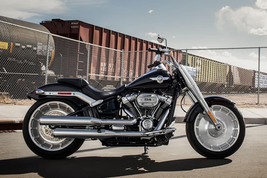 Harley Davidson Fat Boy (HT Auto photo)