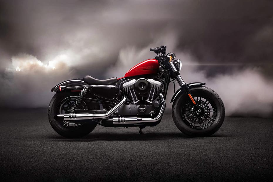 Harley Davidson Forty Eight (HT Auto photo)