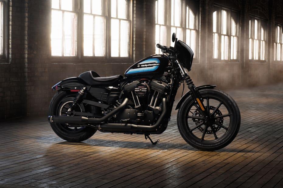 Harley Davidson Iron 1200 (HT Auto photo)