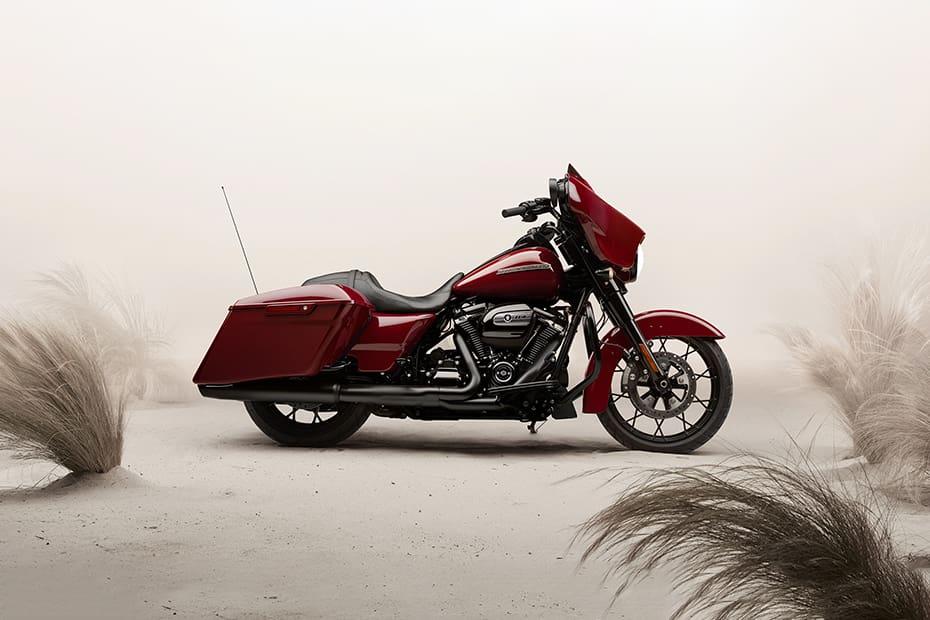 Harley Davidson Street Glide (HT Auto photo)