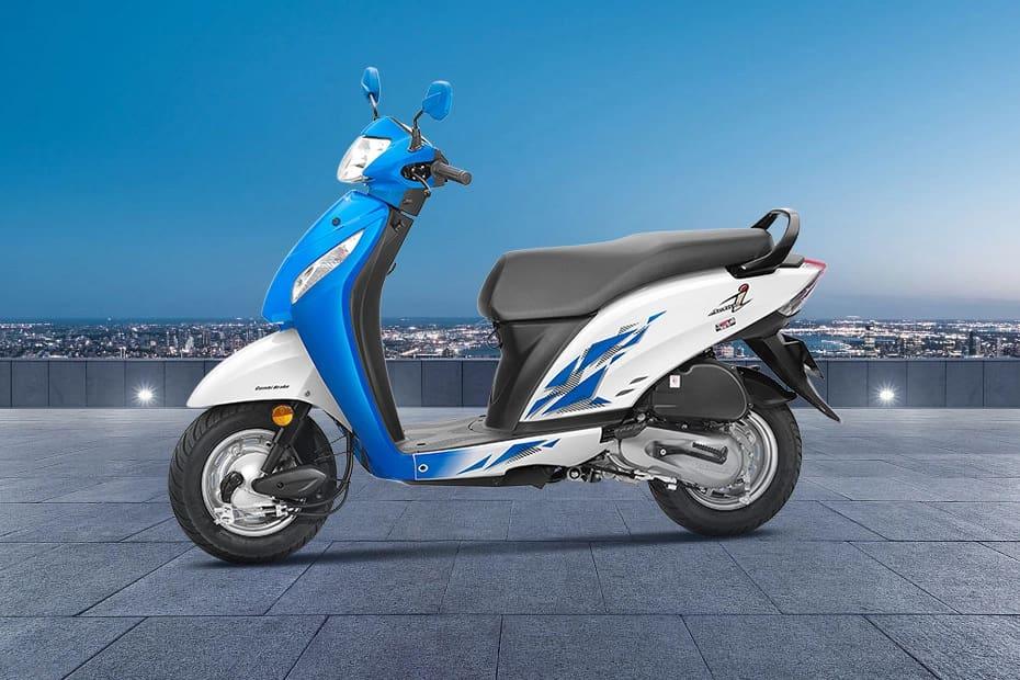 Honda Activa I (HT Auto photo)