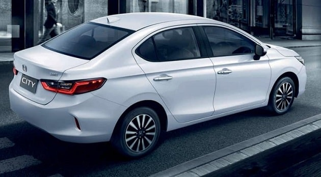 Honda City 2020 (HT Auto photo)