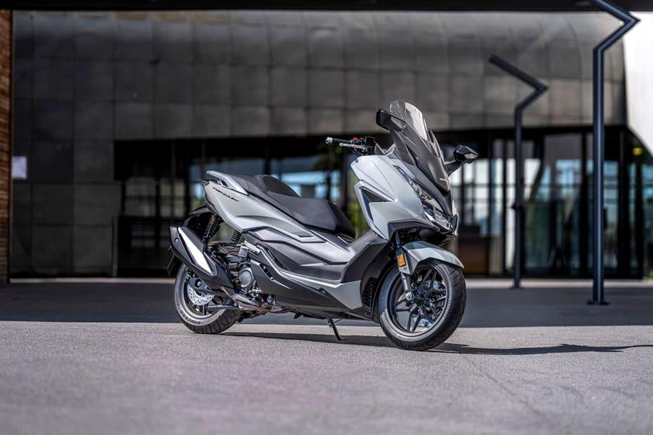 Honda Forza 300 (HT Auto photo)