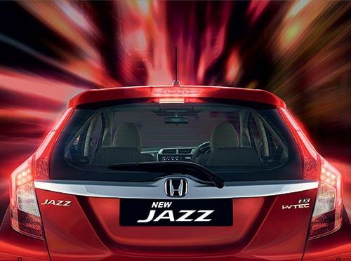 Honda Jazz (HT Auto photo)