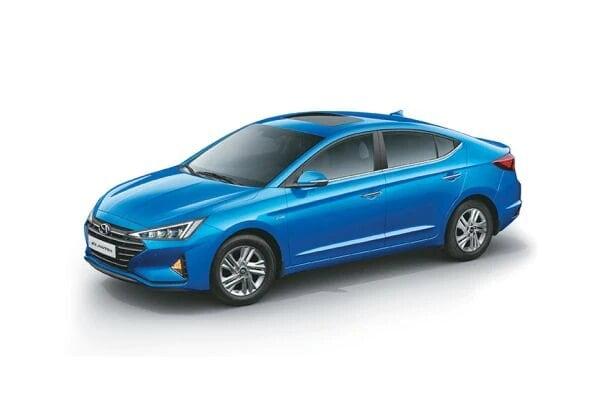 Hyundai Elantra (HT Auto photo)
