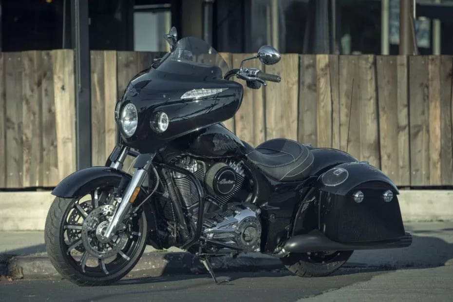 Indian Chieftain Limited (HT Auto photo)