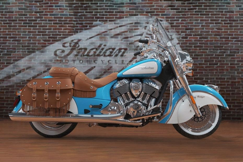 Indian Chief Vintage (HT Auto photo)