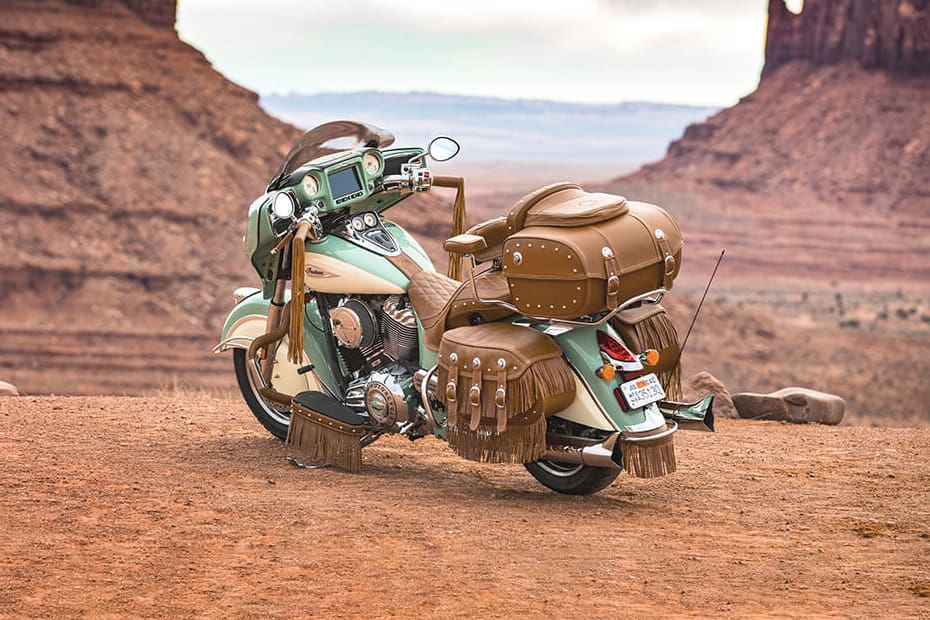 Indian Roadmaster Classic (HT Auto photo)