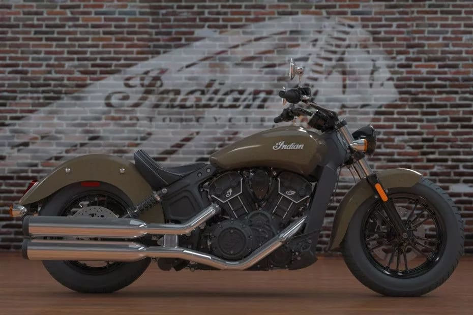 Indian Scout Sixty (HT Auto photo)