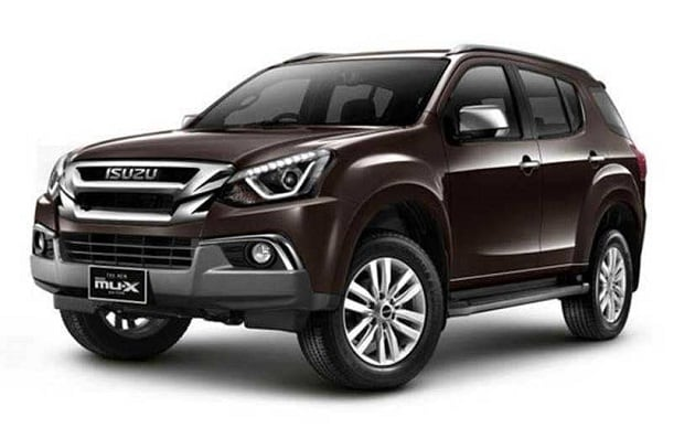 Isuzu Isuzu Mux (HT Auto photo)