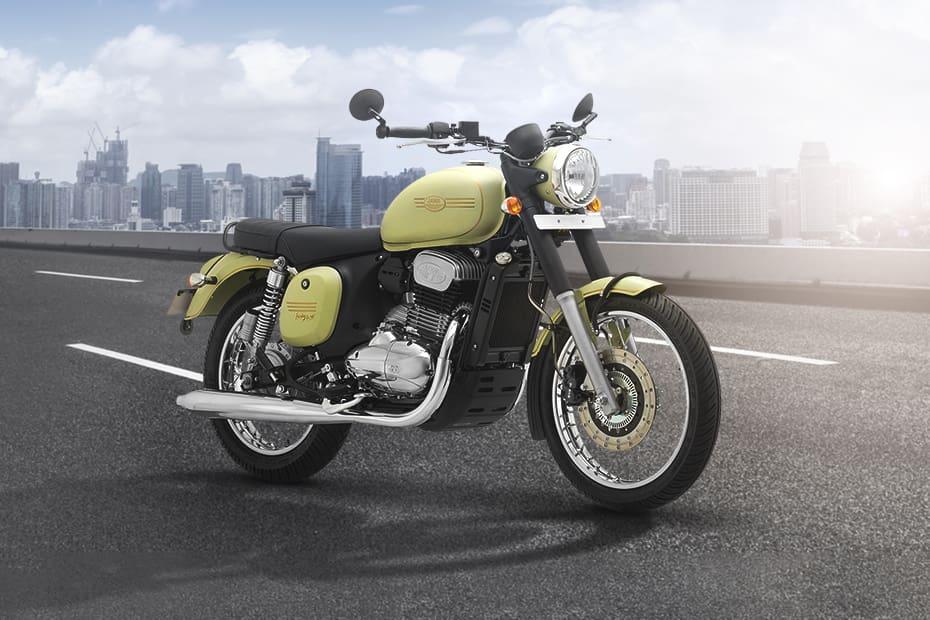 Jawa Motorcycles 42 (HT Auto photo)