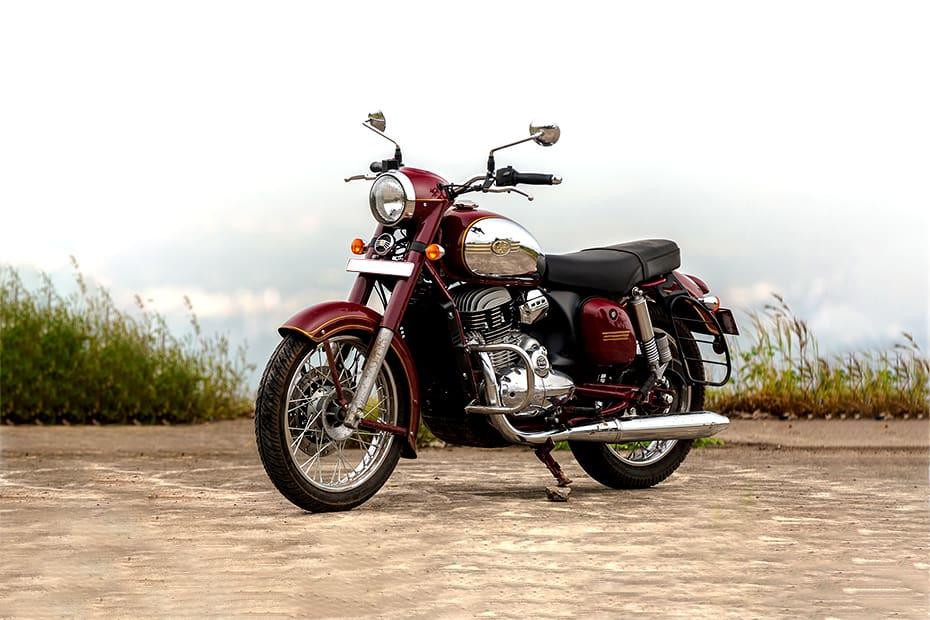 Jawa Motorcycles Jawa 300 (HT Auto photo)