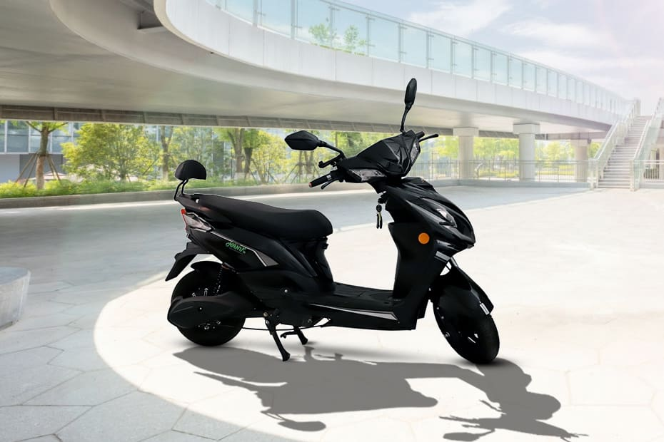 Joye Bike Gen Nxt Nanu E Scooter (HT Auto photo)